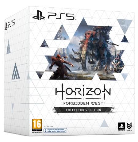 Horizon Forbidden West Collector's Edition + Preorder Bonus