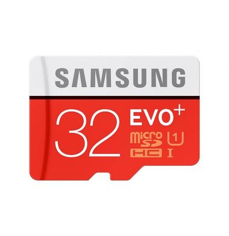 Atminties kortelė Samsung MicroSDXC Evo+ 32GB NSW