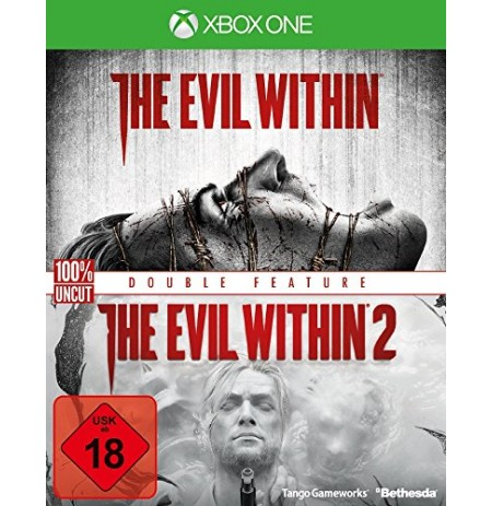 The Evil Within + The Evil Within 2 Double Feature