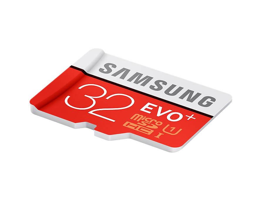 SAMSUNG EVO PLUS 32GB MICROSDXC