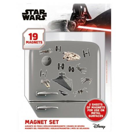 Star Wars (Death Star Battle) magnetukų rinkinys