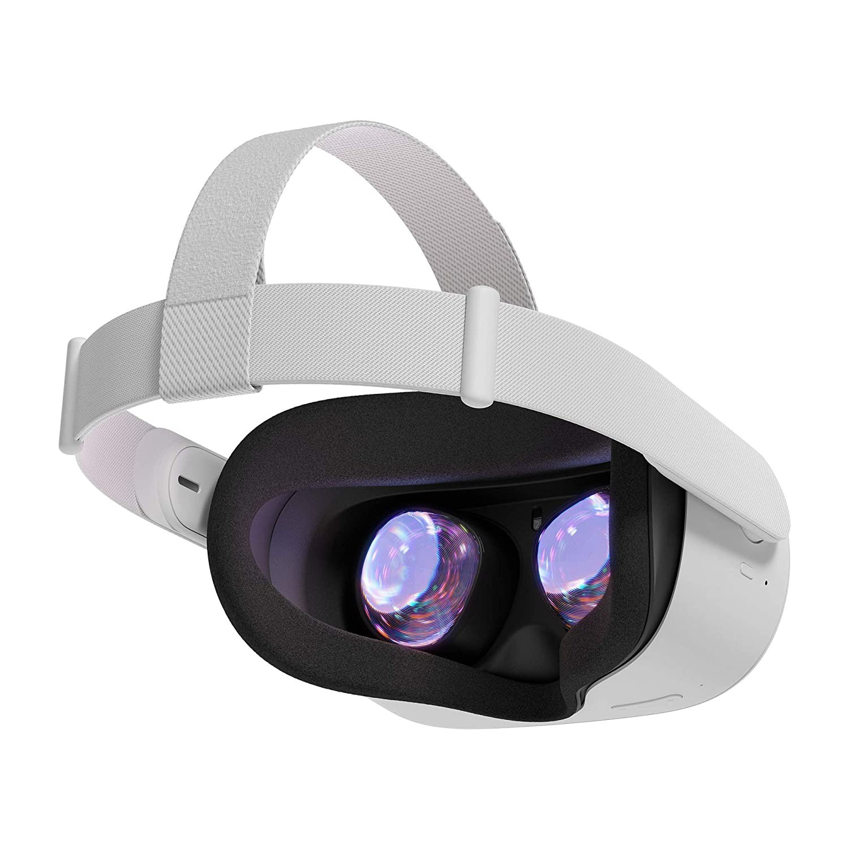 Virtualios realybės akiniai Oculus Quest 2 All-in-one VR – 128GB