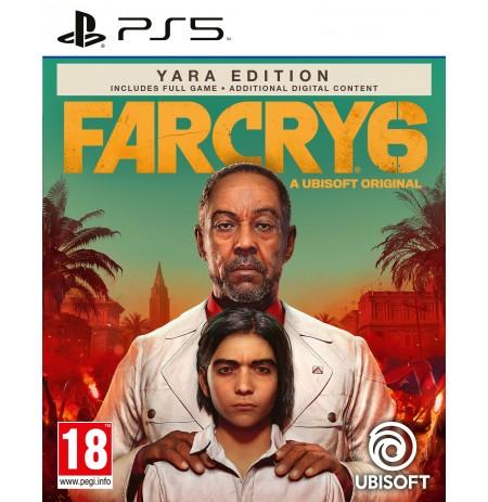 Far Cry 6 Yara Edition + Pre-Order Bonus