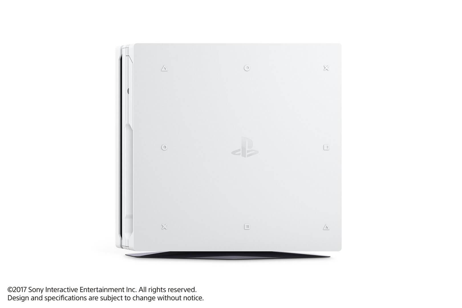 Sony PlayStation 4 Pro 1TB (white)