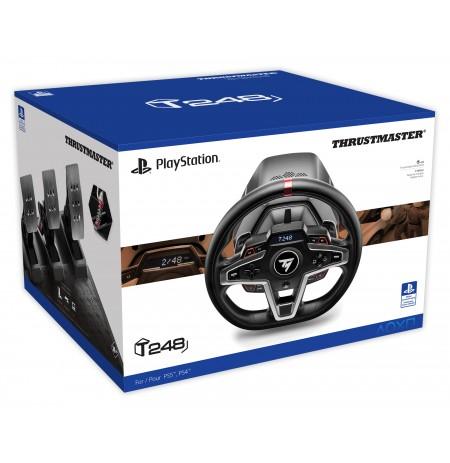 Thrustmaster T248 vairas | PS5/PS4/PC