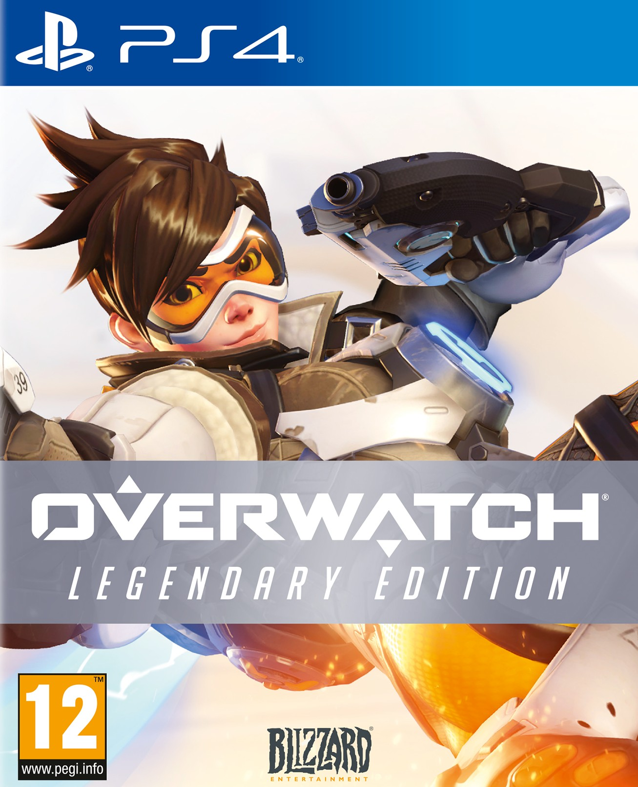 Overwatch: Legendary Edition PS4