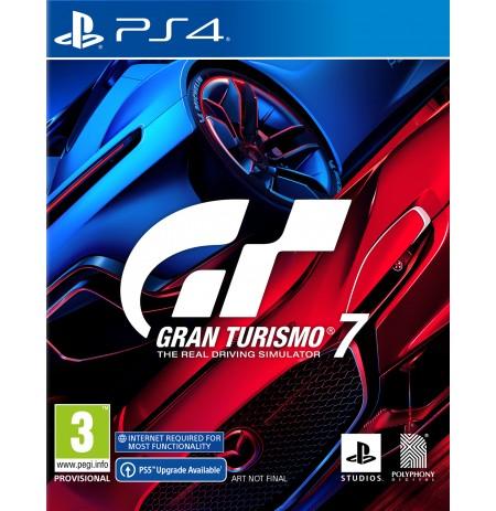 Gran Turismo 7 + Preorder Bonus