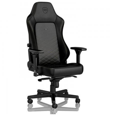 Noblechairs HERO ergonominė kėdė (juoda/auksinė)
