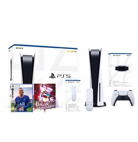 PlayStation 5 žaidimų konsolė 825GB (PS5) BUNDLE 5