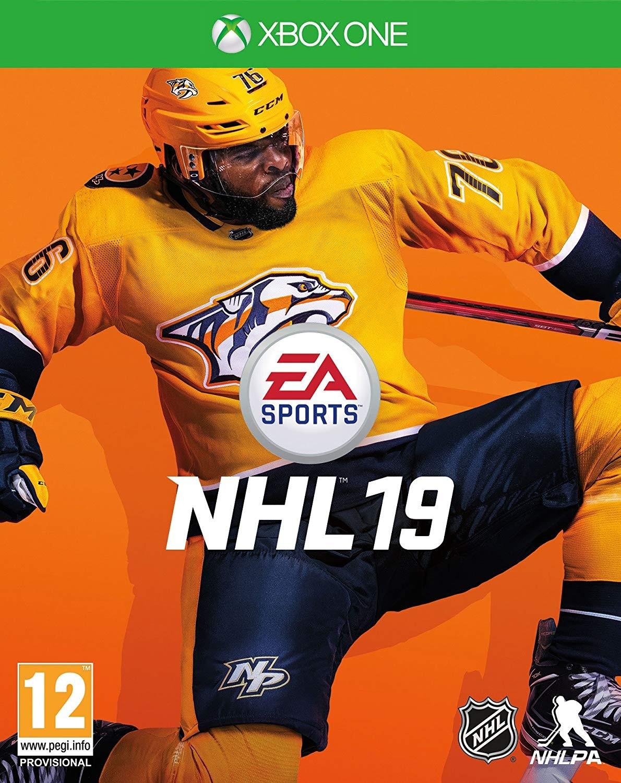 NHL 19 XBOX