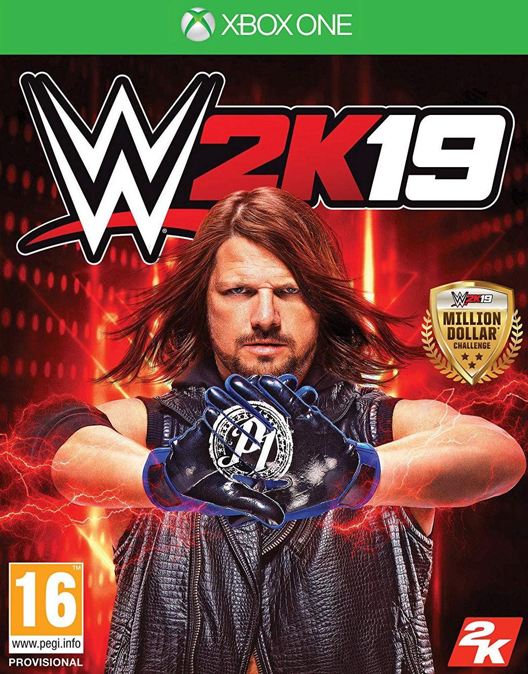 WWE 2k19 XBOX