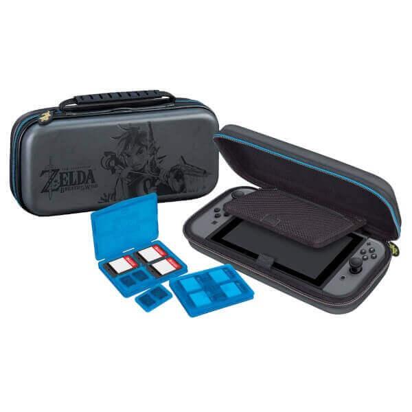 Game Traveler Deluxe Travel Case Zelda Breath of the Wild