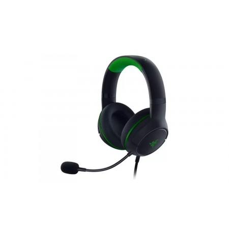 RAZER Kaira X juodos belaidės ausinės su mikrofonu   Xbox