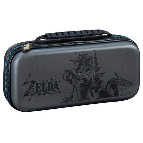 Game Traveler Deluxe Travel Case Zelda Breath of the Wild