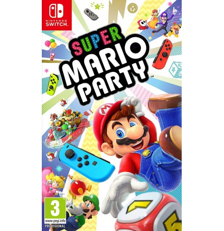 Super Mario Party XBOX