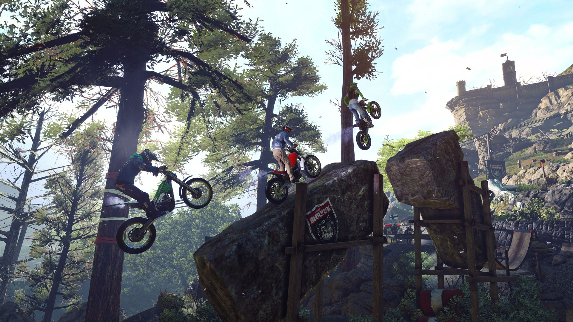 Trials Rising Gold Edition