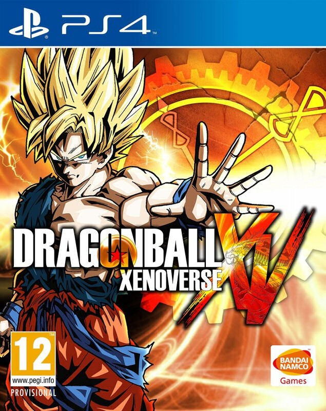 DRAGON BALL: XENOVERSE PS4
