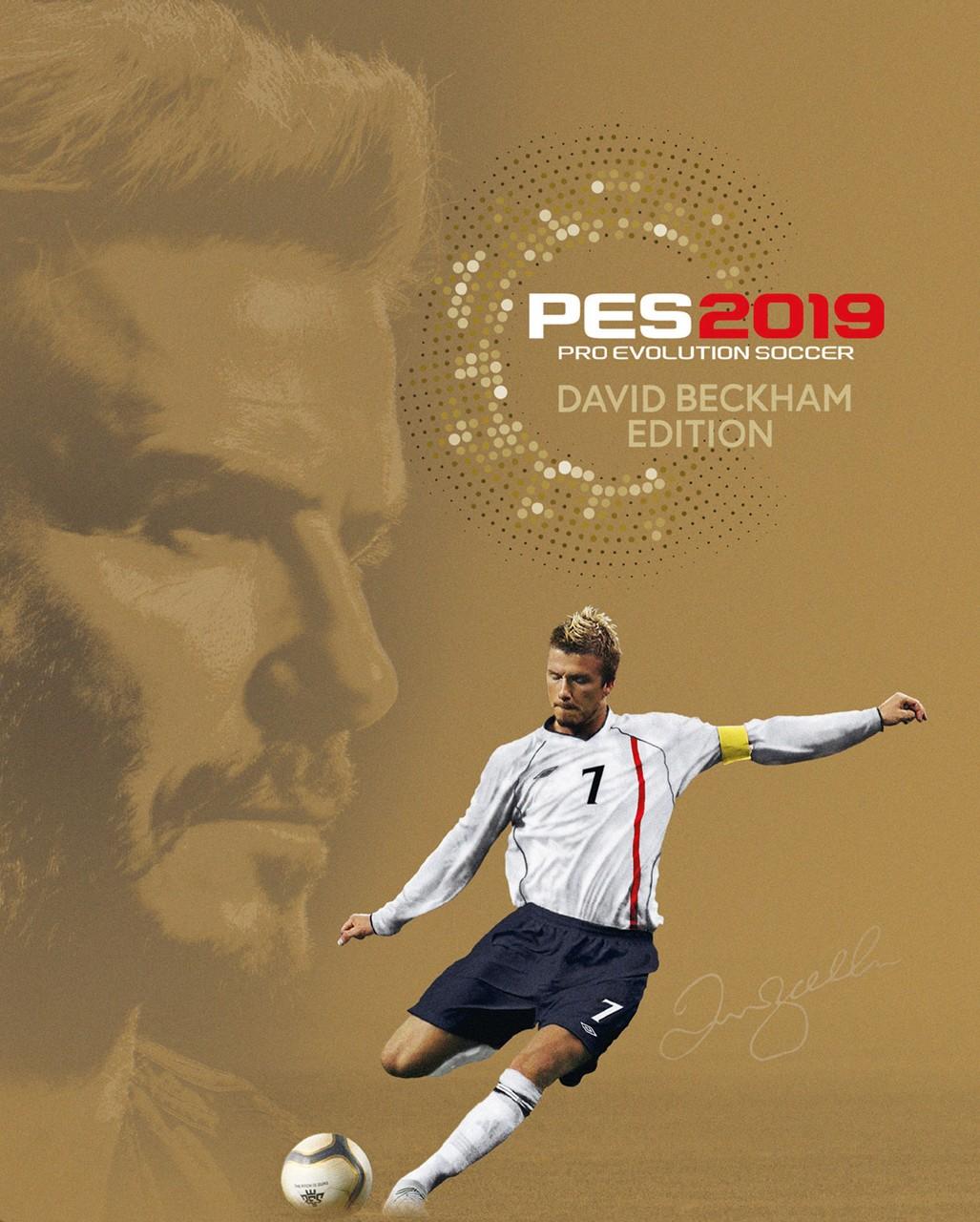 Pro Evolution Soccer 2019 BECKHAM EDITION PS4