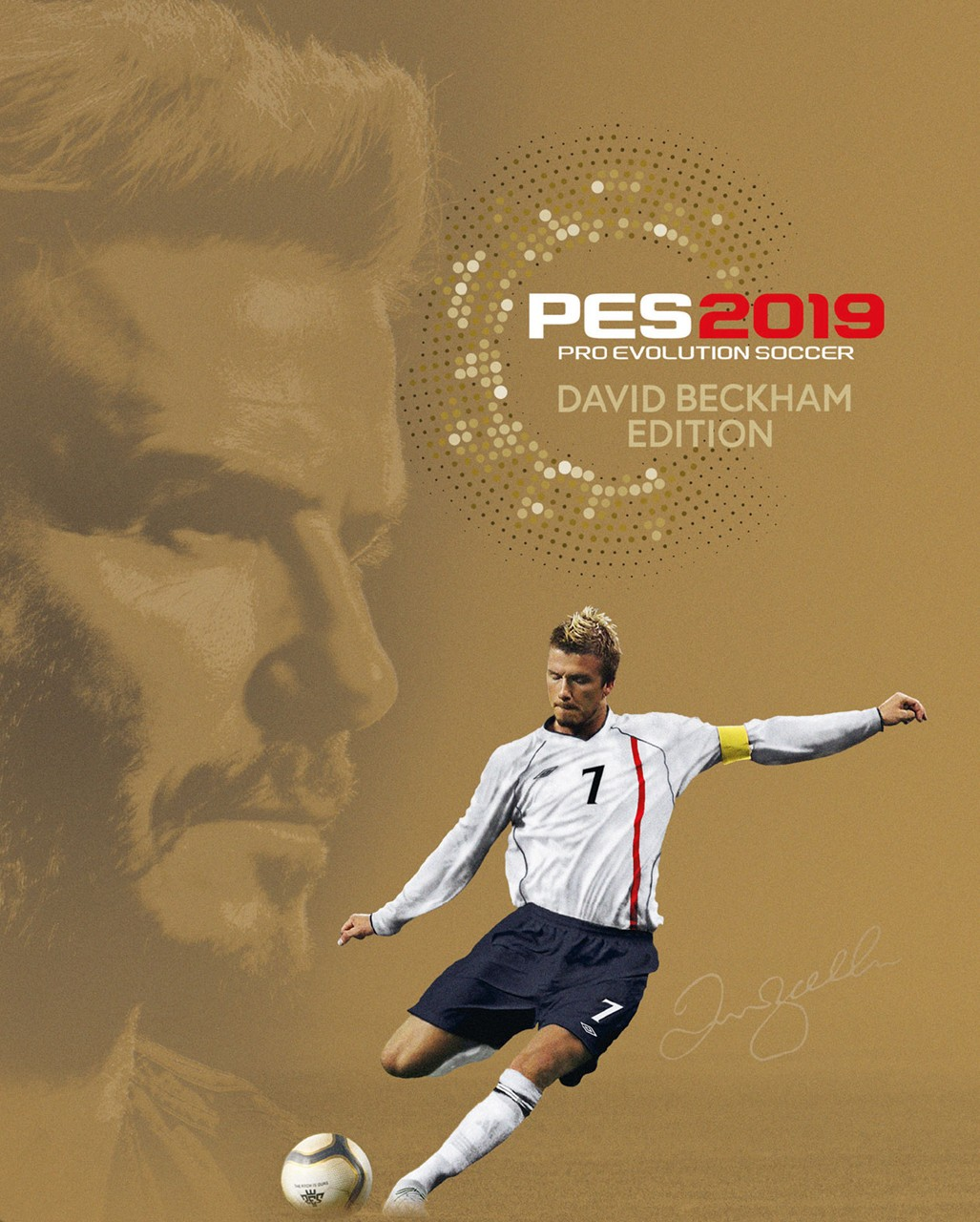 Pro Evolution Soccer 2019 BECKHAM EDITION XBOX