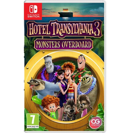 Hotel Transylvania 3: Monsters Overboard XBOX