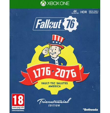 Fallout 76 Tricentennial Edition XBOX