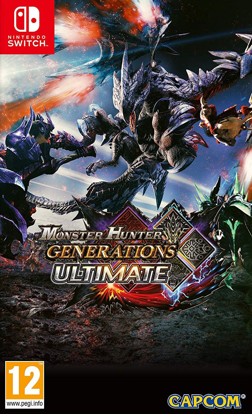Monster Hunter Generations Ultimate XBOX