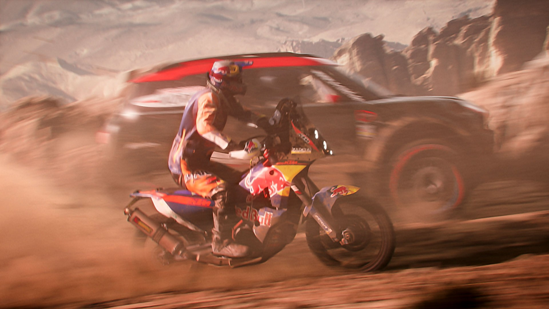 DAKAR 18 Day One Edition