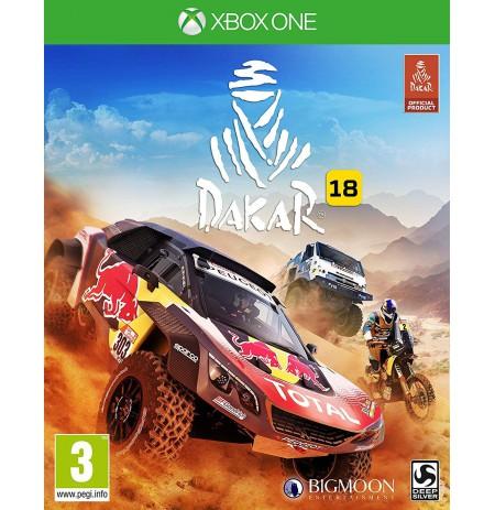 DAKAR 18 Day One Edition XBOX