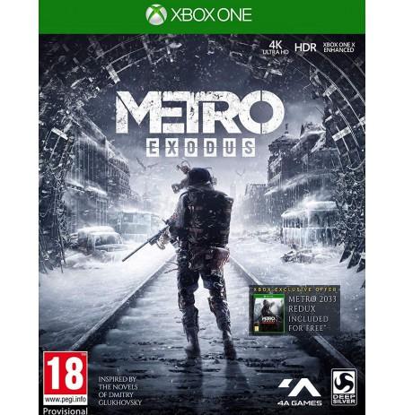 Metro Exodus XBOX