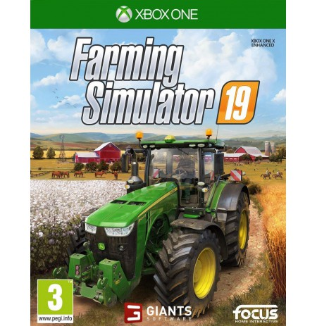 Farming Simulator 19 XBOX