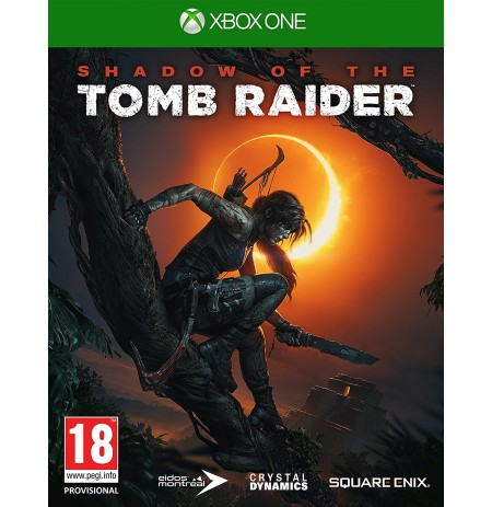 Shadow of the Tomb Raider Steelbook edition