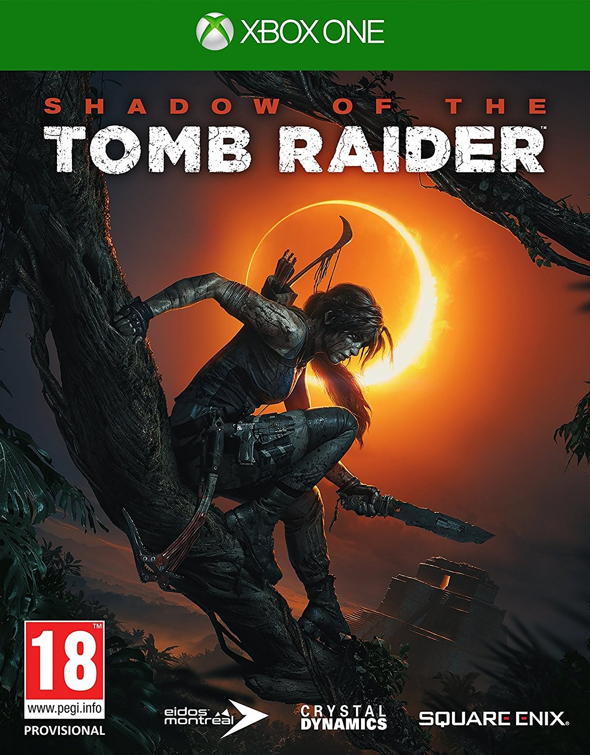 Shadow of the Tomb Raider - Steelbook Edition XBOX