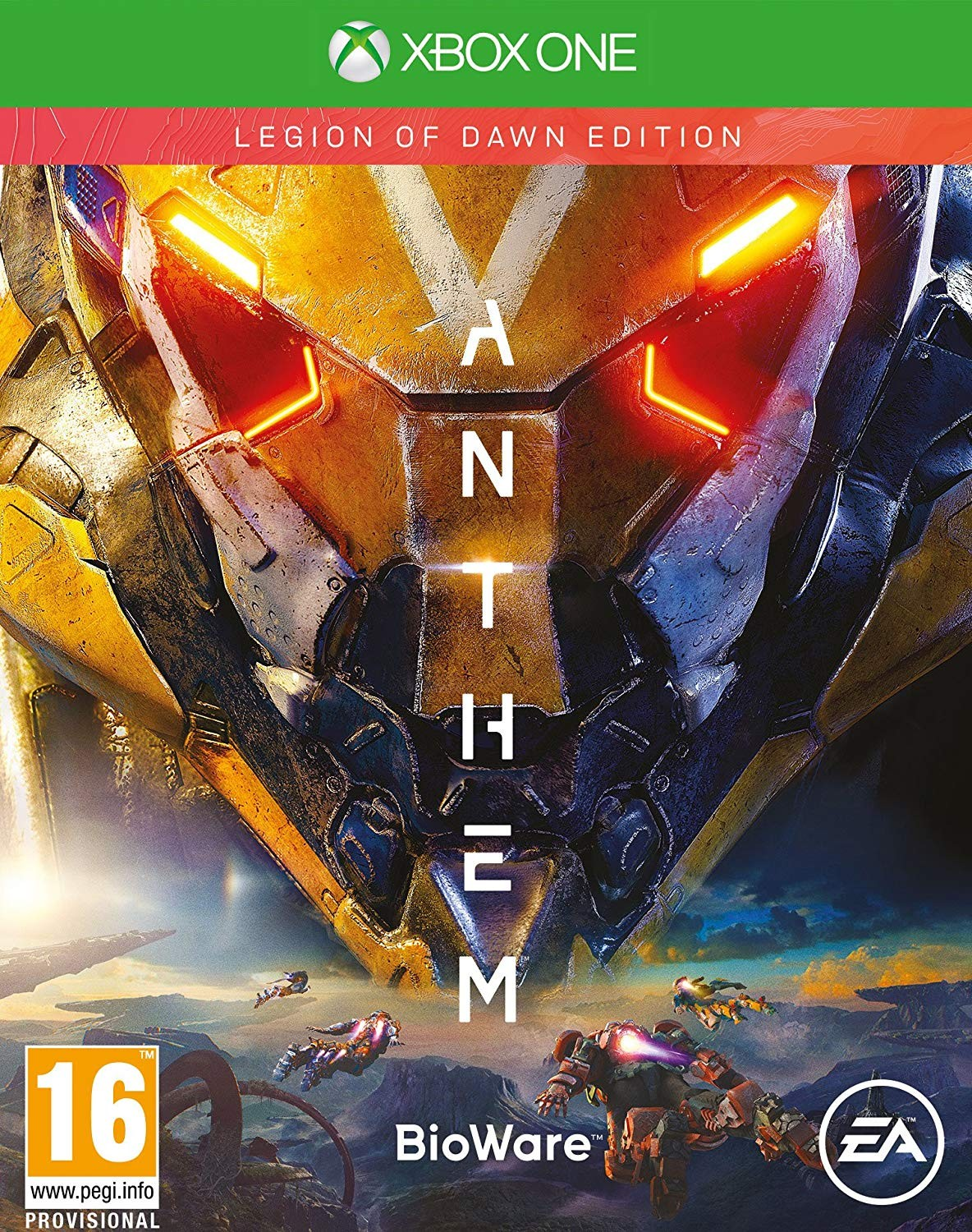 Anthem Legion of Dawn Edition XBOX