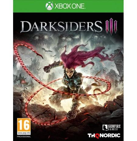 Darksiders III: Standard Edition XBOX