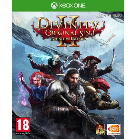 Divinity: Original Sin 2 - Definitive Edition XBOX