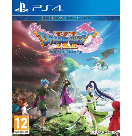 Dragon Quest XI: Echoes of an Elusive Age - Edition of Light
