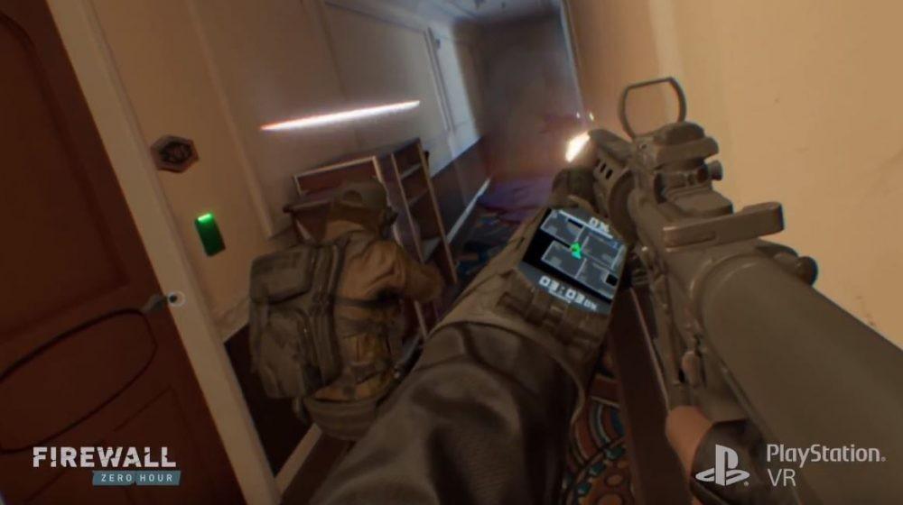 Firewall: Zero Hour + Sony PlayStation VR Aim Controller