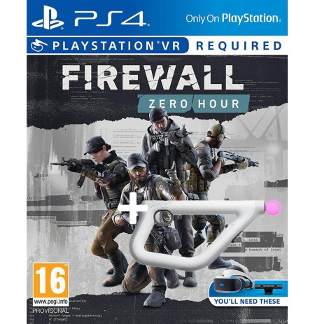 Firewall: Zero Hour with Aim Controller
