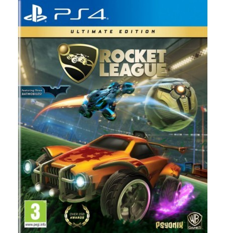 Rocket League: Ultimate Edition PS4