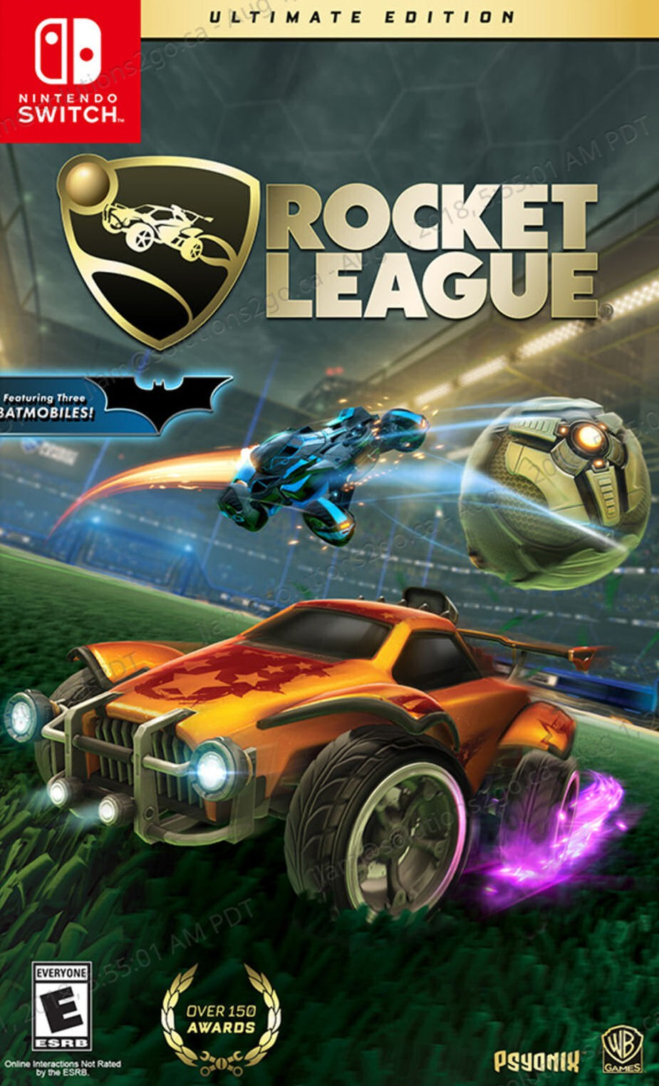 Rocket League: Ultimate Edition XBOX