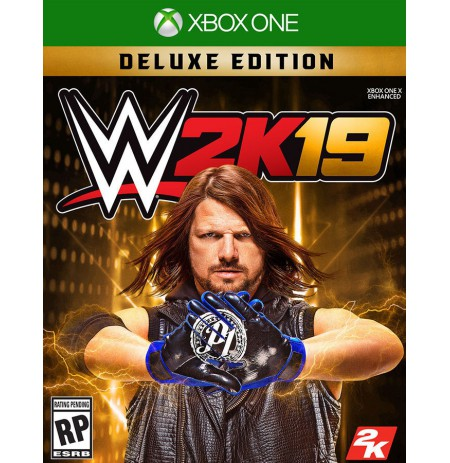 WWE 2K19 - Deluxe Edition XBOX