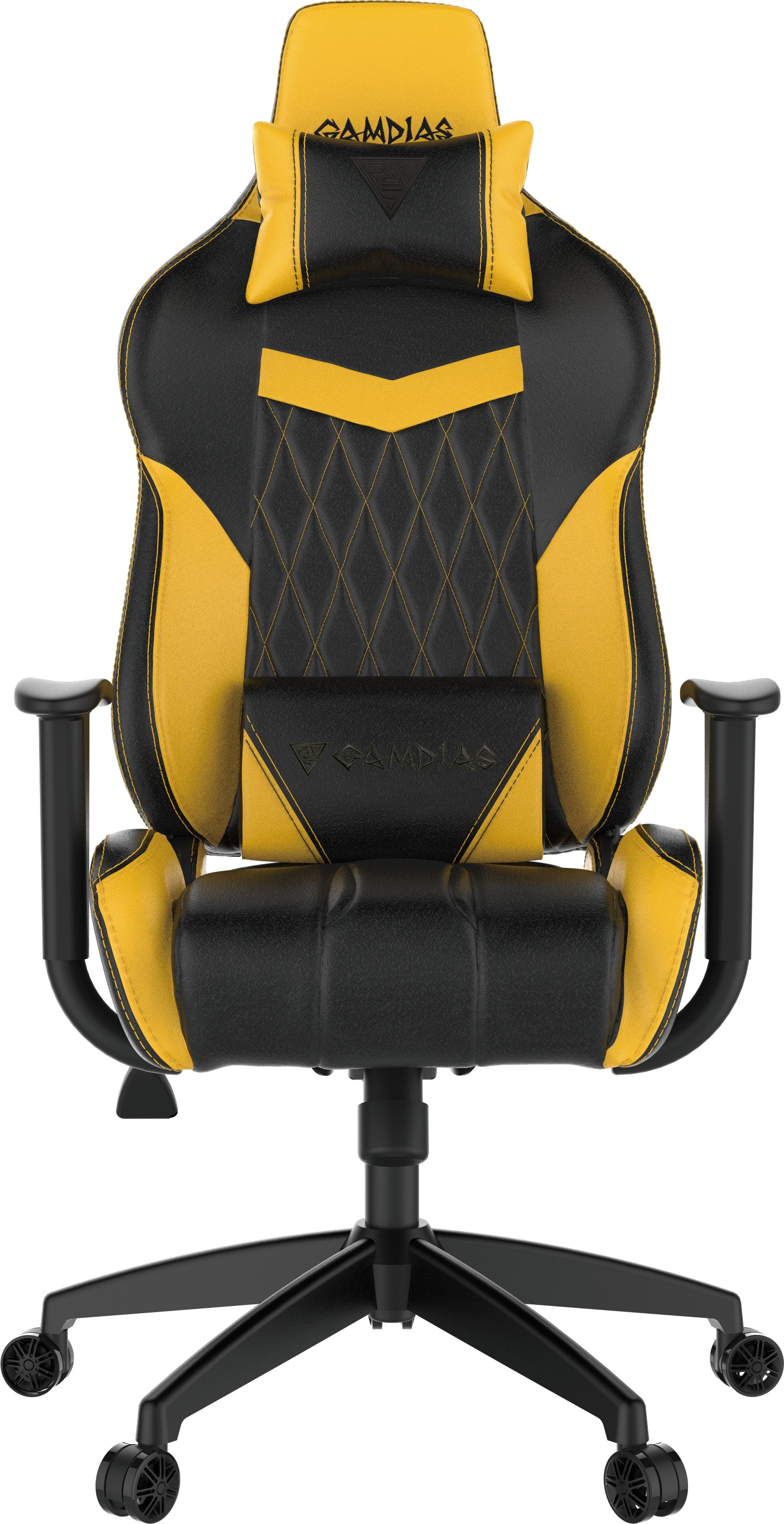 GAMING CHAIR GAMDIAS Achilles E2-L Black/Red