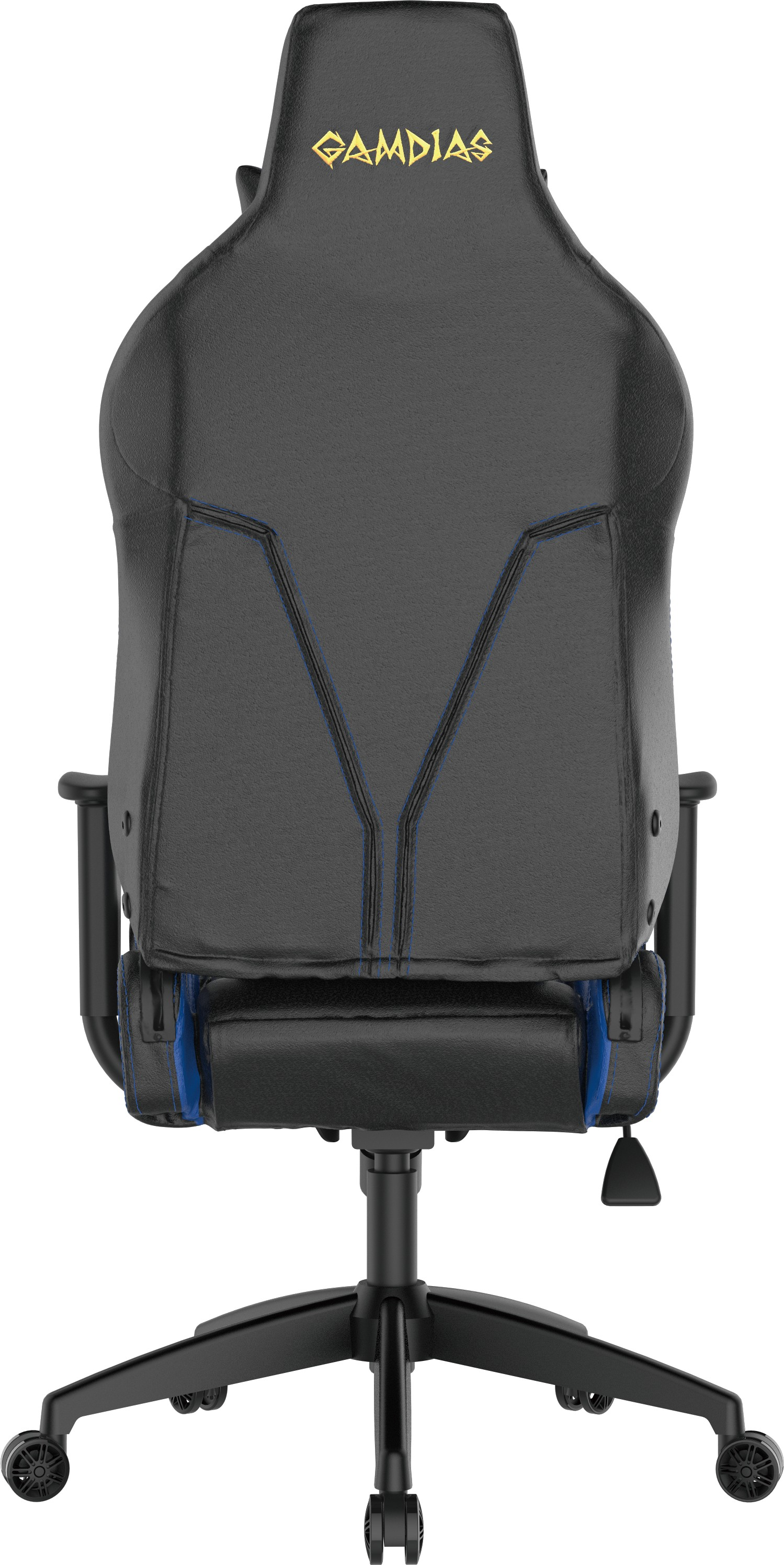 GAMING CHAIR GAMDIAS Achilles E2-L - (black/blue)