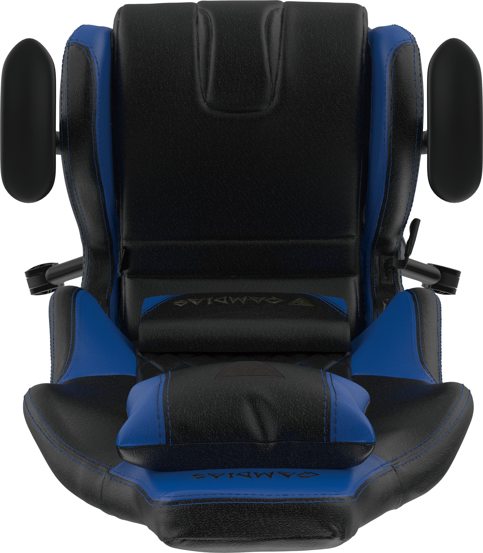 KĖDĖ GAMDIAS Achilles E2-L - (juoda/mėlyna)