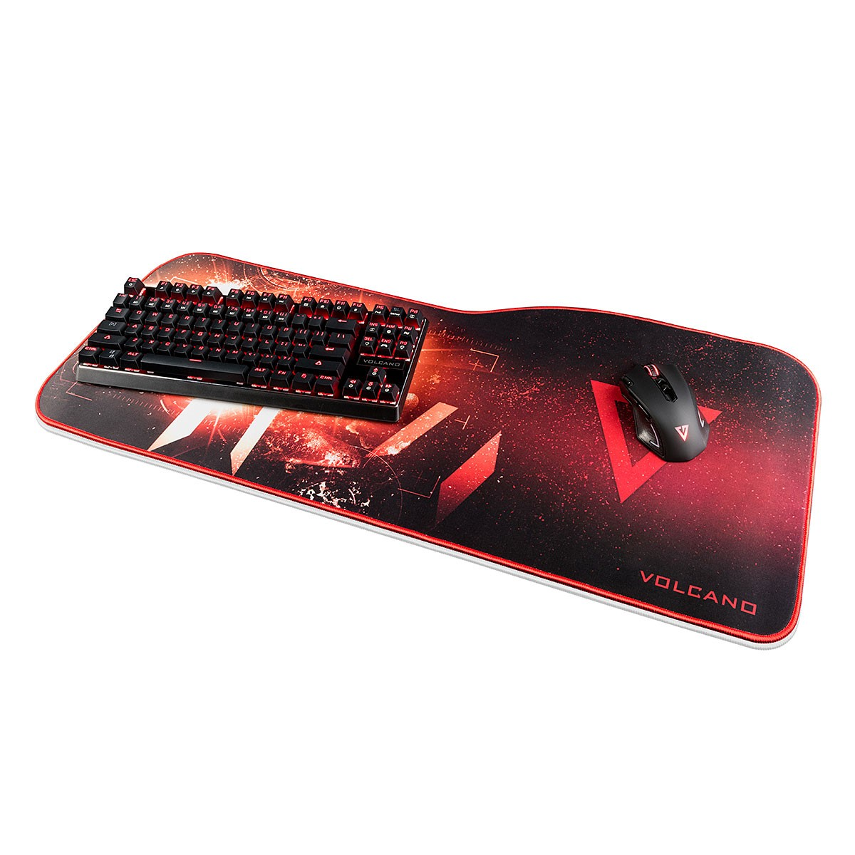 MODECOM VOLCANO 800x345x3mm mousepad for gamers