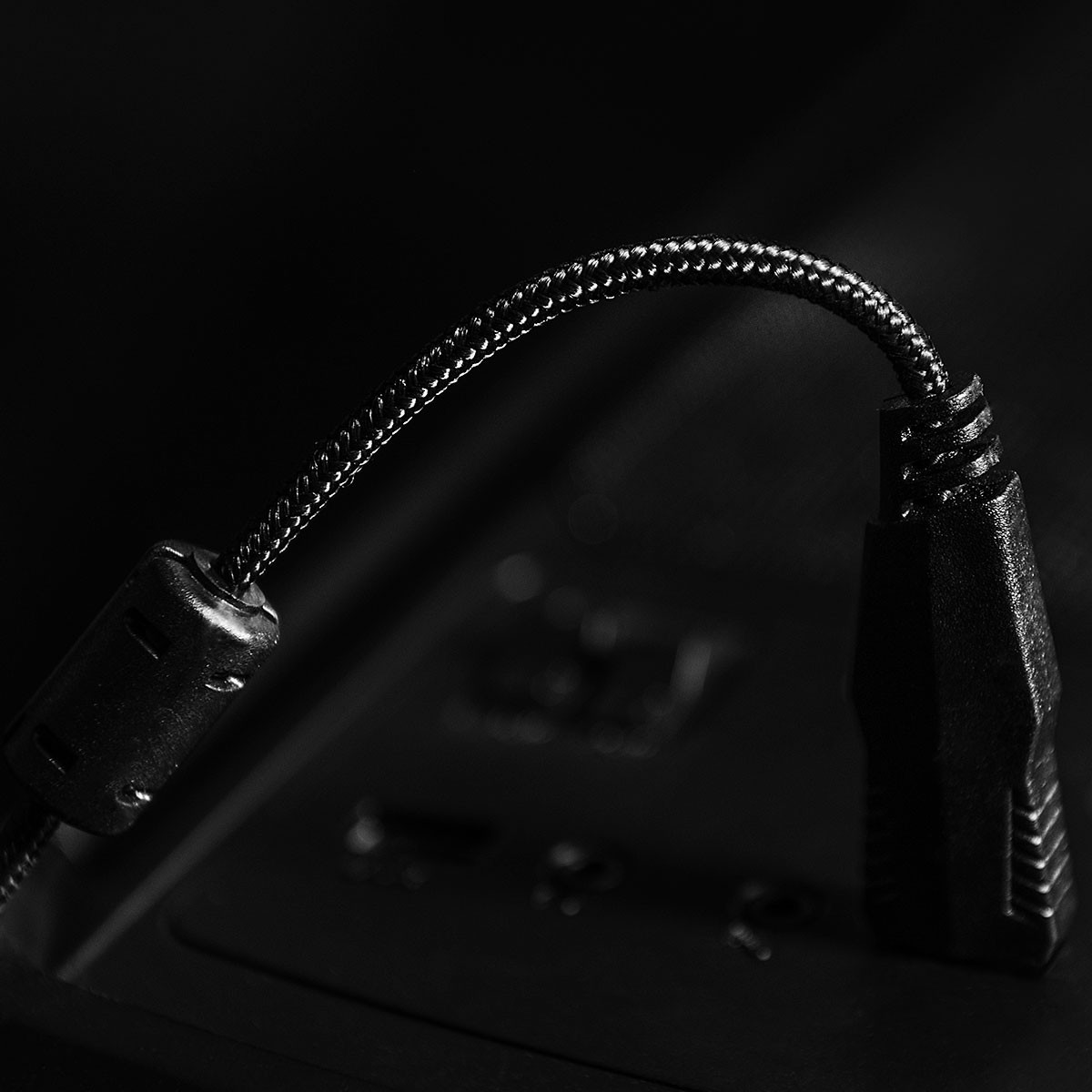 MODECOM Volcano MC-GMX3 black wired optical mouse RGB | 4000 DPI