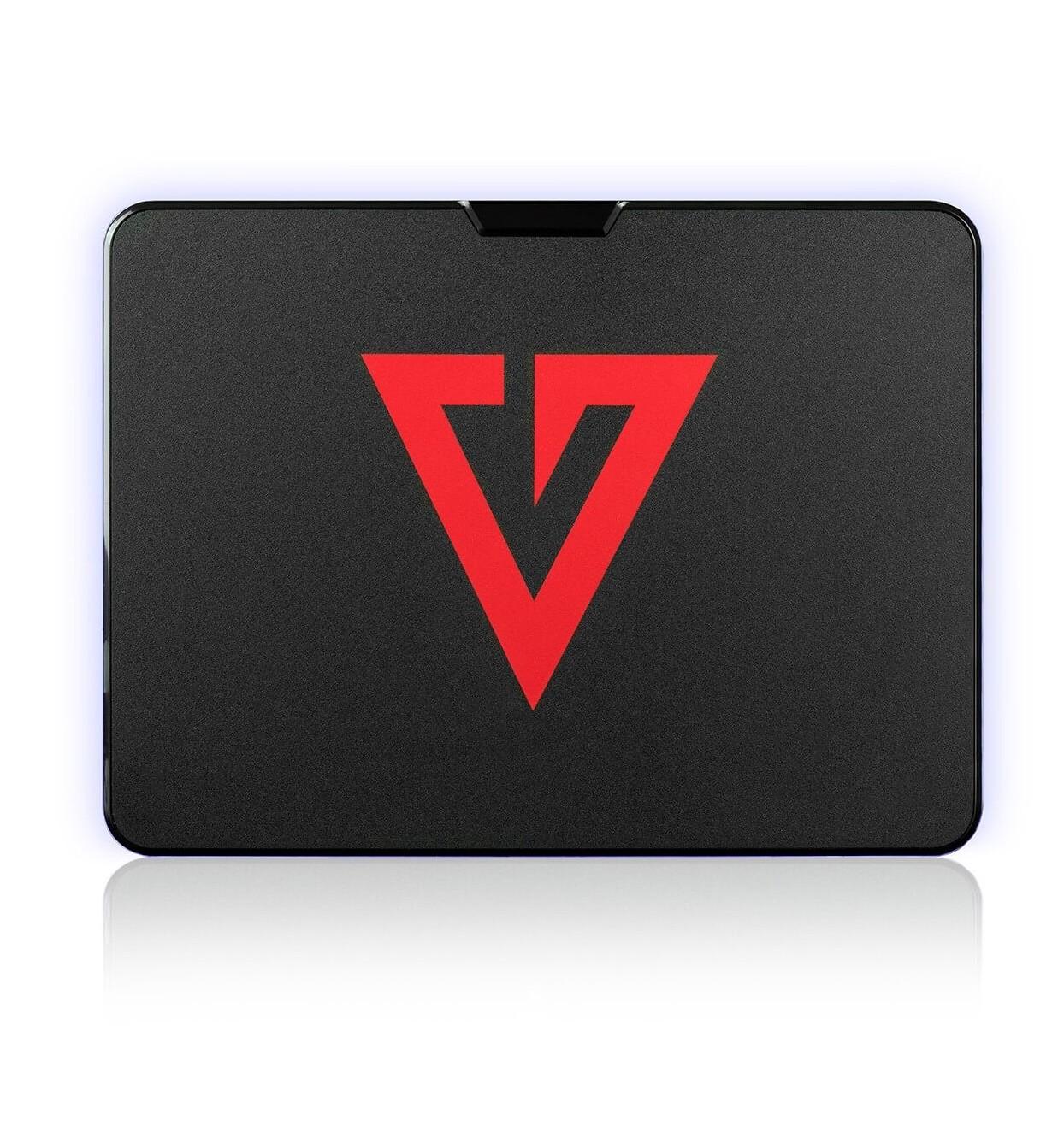 MODECOM Volcano Rift RGB 238x320x5mm Mousepad
