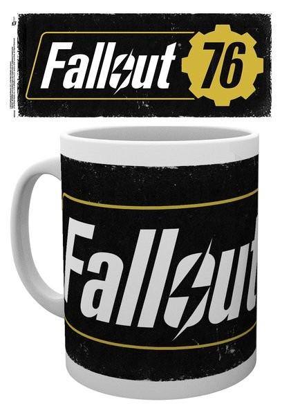 FALLOUT 76  Logo mug