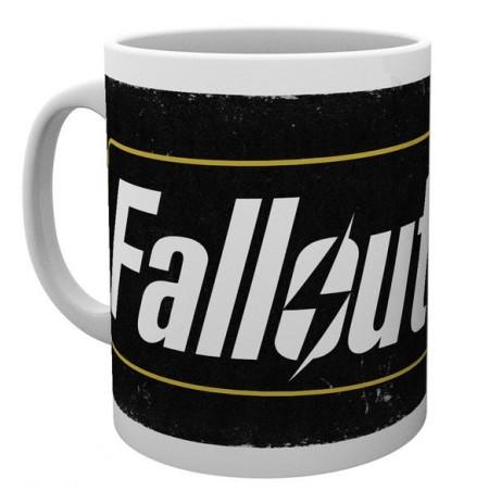 FALLOUT 76 Logo puodukas