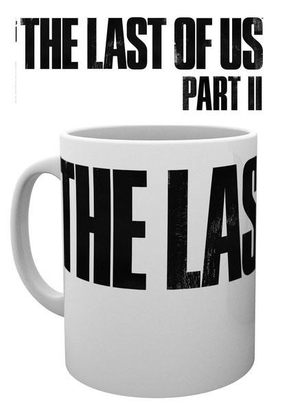 THE LAST OF US PART II Logo Mug